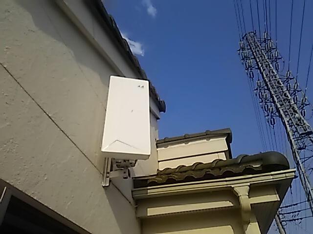 アンテナの取り付け方法 | サクライ電気